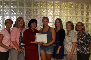 2013_alyse_miller_with_centennial_staff