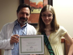 2013_meredith_lutz_with_dr_adinoff