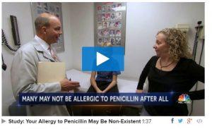 Penicillin Allergy?