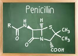 penicillin formula