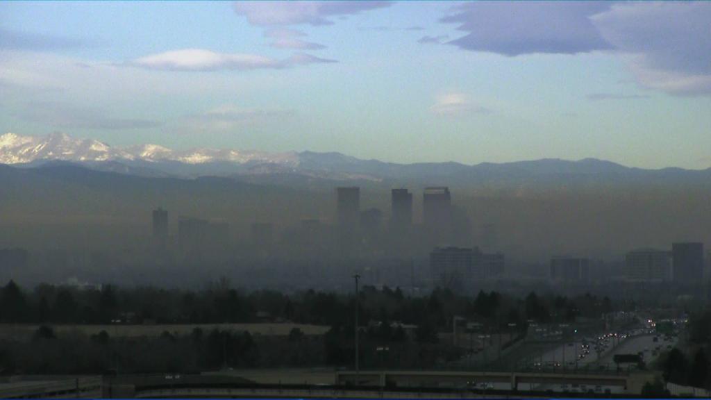 smog in denver