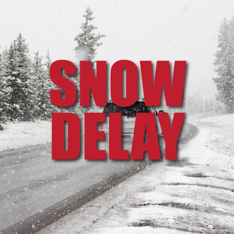 weather delay